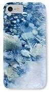 Freezing River IPhone Case by Jeremy Walker