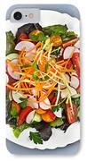 Garden Salad IPhone Case by Elena Elisseeva
