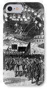 Hayes Inauguration, 1877 IPhone Case by Granger