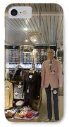 Italian Fashion Shop For Men Tallinn IPhone Case