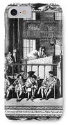 Jewish Life, 18th Century IPhone Case by Granger