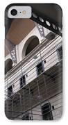 Kilmainham Gaol IPhone Case by Arlene Carmel