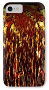 Lava And Brimstone IPhone Case