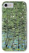 Lilly Pond IPhone Case by John Greim