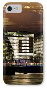 London City Hall At Night IPhone Case
