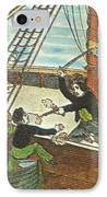 Mary Read And Anne Bonny, 18th Century IPhone Case by Photo Researchers