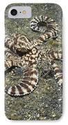 Mimic Octopus IPhone Case by Georgette Douwma