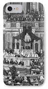 Morrison R. Waite (1816-1888) IPhone Case by Granger
