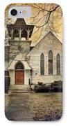 Old Church IPhone Case by Jill Battaglia