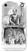 Prince Otto Von Bismarck IPhone Case by Granger