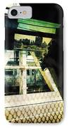 Reflection On The Q IPhone Case by Natasha Marco