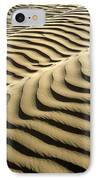 Rippled Sand Dunes IPhone Case
