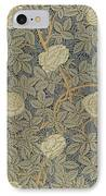 Rose IPhone Case by William Morris