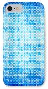 Seamless Honeycomb Pattern IPhone Case