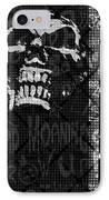 Skull Montage IPhone Case