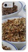 St Johns Wort Dried Herb IPhone Case by Photo Researchers, Inc.