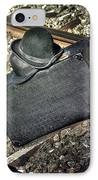 Suitcase And Hats IPhone Case