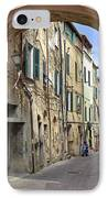 Taggia In Liguria IPhone Case