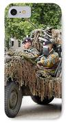 Vw Iltis Jeeps Used By Scout Or Recce IPhone Case