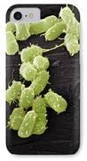 E. Coli Bacteria, Sem IPhone Case