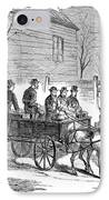 John Brown (1800-1859) IPhone Case