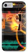 Voice Recognition IPhone Case by Mehau Kulyk