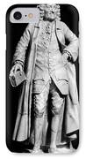 Voltaire (1694-1778) IPhone Case by Granger
