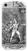 French Revolution, 1789 IPhone Case