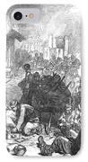 Balkan Insurgency, 1876 IPhone Case