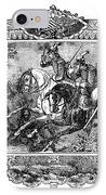 Battle Of Fallen Timbers IPhone Case by Granger