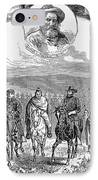Chief Joseph (1840-1904) IPhone Case by Granger