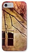 Creepy Abandoned House IPhone Case