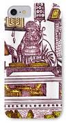 John Peckham, Anglican Theologian IPhone Case