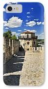 Kalemegdan Fortress In Belgrade IPhone Case by Elena Elisseeva
