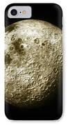 Moon, Apollo 16 Mission IPhone Case by Science Source