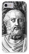 Plato, Ancient Greek Philosopher IPhone Case