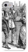 Salem Witch Trial, 1692 IPhone Case