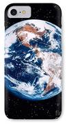 The Earth IPhone Case by Stocktrek Images