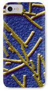 Tobacco Mosaic Virus IPhone Case