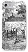 Harpers Ferry, 1859 IPhone Case
