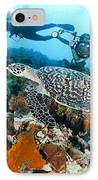 Underwater Photography IPhone Case by Dave Fleetham - Printscapes