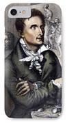 Antonio Canova (1757-1822) IPhone Case by Granger