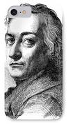 Claude-louis Berthollet, French Chemist IPhone Case by Science Source
