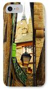 Mont Saint Michel IPhone Case by Elena Elisseeva