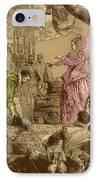 Sir Francis Drake, English Explorer IPhone Case