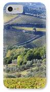 Vineyards And Olive Groves IPhone Case