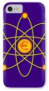 Atomic Structure IPhone Case