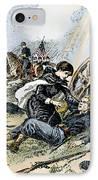 Clara Barton (1821-1912) IPhone Case by Granger