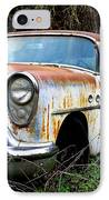 50's Cruiser Of The Past IPhone Case by Steve McKinzie