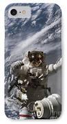 Astronaut Participates IPhone Case by Stocktrek Images